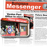Messenger cover May 2004