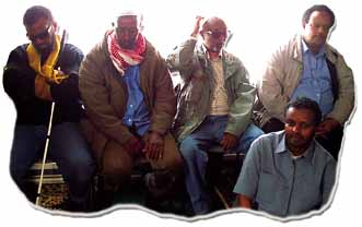 Members of the Somali Centre